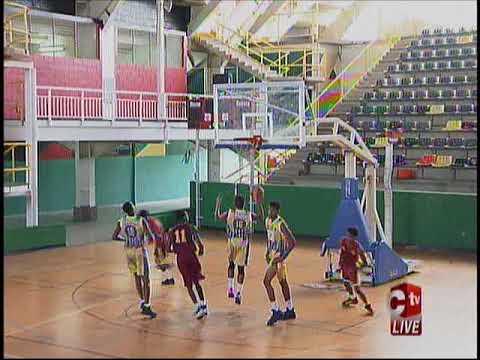 North Zone Secondary Schools Basketball