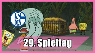 Bundesliga 29. Spieltag portrayed by Spongebob [Deutsch/German]