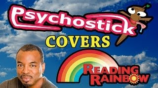 Reading Rainbow Theme by Psychostick Metal Cover