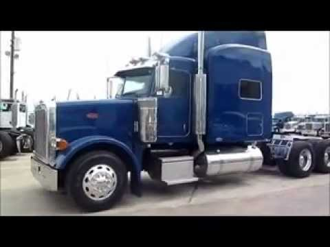 Used Peterbilt 378  For Sale Houston TX | Porter Truck Sales Houston Texas
