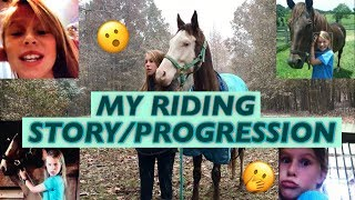 DRASTIC RIDING STORY/TRANSFORMATION | 2012-now