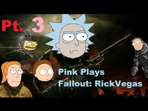 Pink Plays: Fallout: Rick Vegas Pt 3