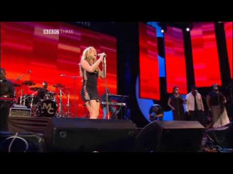 We Belong Together Live At 'Live 8' (London UK) - 2005