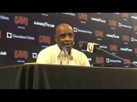 Larry Drew talked to Cavaliers about being patient with Collin Sexton