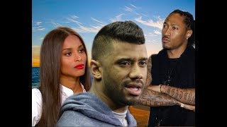 CIARA'S HUSBAND DRAGS FUTURE FOR NOT PAYING CHILD SUPPORT   THEN SAYS KEEP THAT CHUMP CHANGE❗️