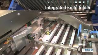 MBO K8rs digital(This huge machine takes rolls of paper in one end and turns out finished books at the other. It's fast and a bit loud, but Director of Sales Lance Martin provides ..., 2016-06-30T20:12:16.000Z)