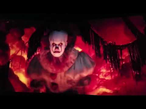 IT pennywise dancing to can't touch this - MC HAMMER [MEME]