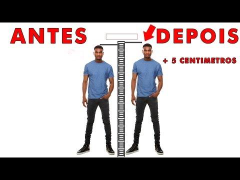 É possível você ficar mais alto naturalmente?