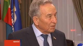 Владимир Штыгашев прокомментировал итоги выборов в Хакасии