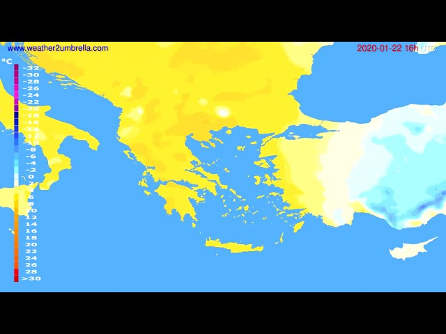 <span class='as_h2'><a href='https://webtv.eklogika.gr/temperature-forecast-greece-modelrun-12h-utc-2020-01-21' target='_blank' title='Temperature forecast Greece // modelrun: 12h UTC 2020-01-21'>Temperature forecast Greece // modelrun: 12h UTC 2020-01-21</a></span>