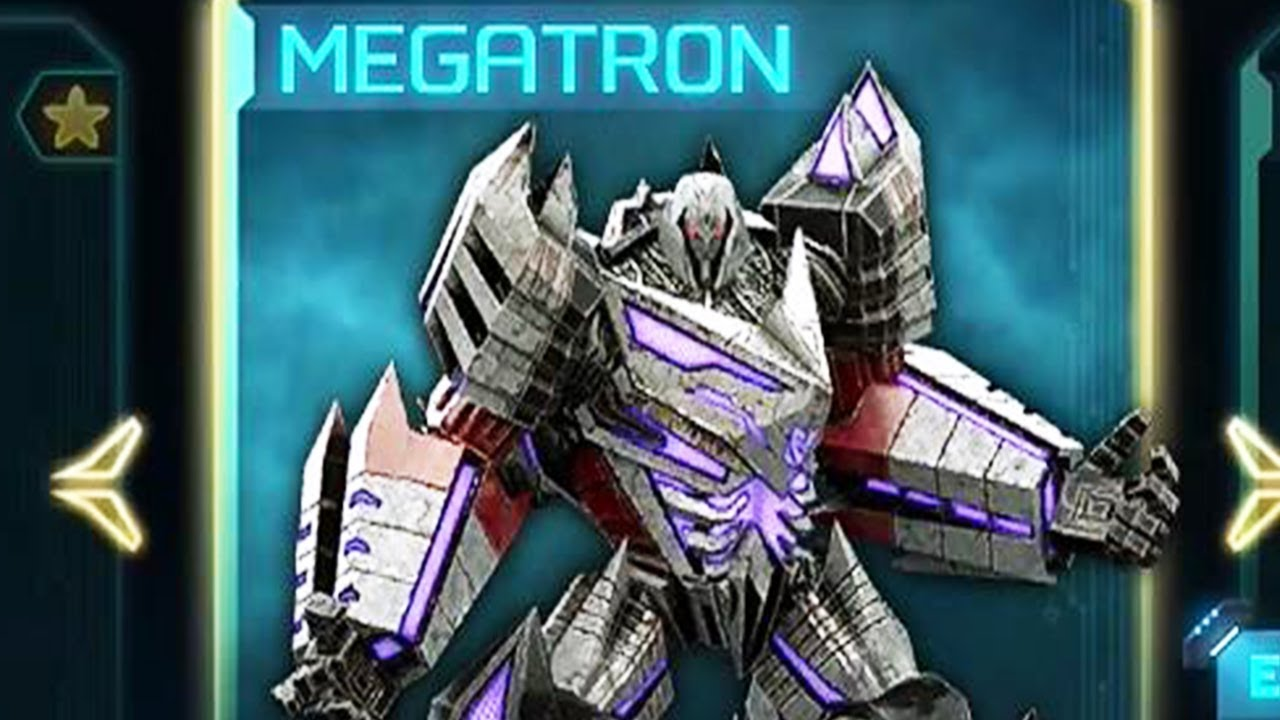 Transformers Rise Of The Dark Spark Megatron Toy