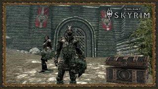 TES 5: Skyrim - Невидимый сундук возле Солитьюда