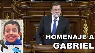 Baixar Homenaje en el Congreso de los Diputados al pequeño Gabriel Cruz #TodosSomosGabriel
