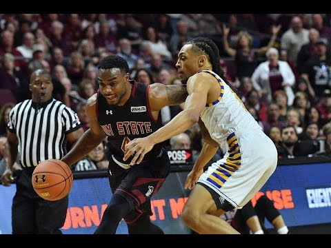 #NCAAB | 2017 WAC Championship Final #2 New Mexico State vs #1 CSU Bakersfield [3/11/2017]