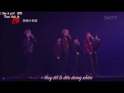 Vietsub160618 BTS  I like it PT .2 In That Place