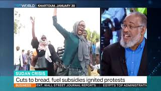 Sudan: State of emergency declared during protests
