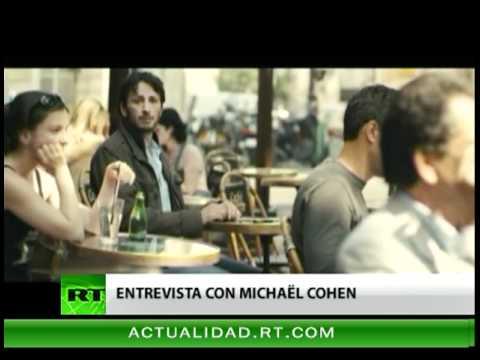 Entrevista con Michaël Cohen, director, actor y compositor francés