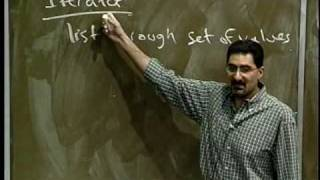 Lecture 19 | Programming Methodology (Stanford)