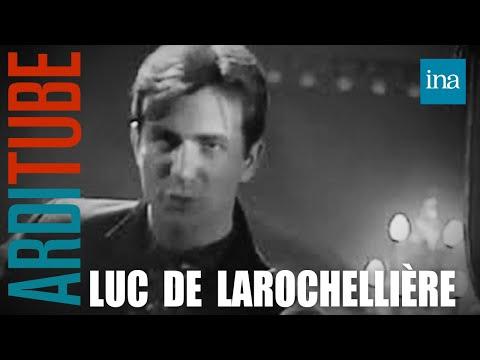 """Luc de Larochellière """"Cash city"""" - Archive INA"""