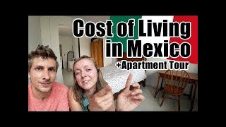 #99. All-Inclusive Cost of Living in Mexico + Apartment Tour - Stafaband