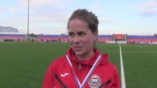 Людмила Иванова, г.Ковылкино, 800м, 400 м - 1-ое место
