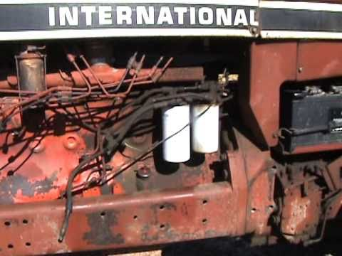 International 1066 Wiring Diagram Injection Pump 1 Youtube