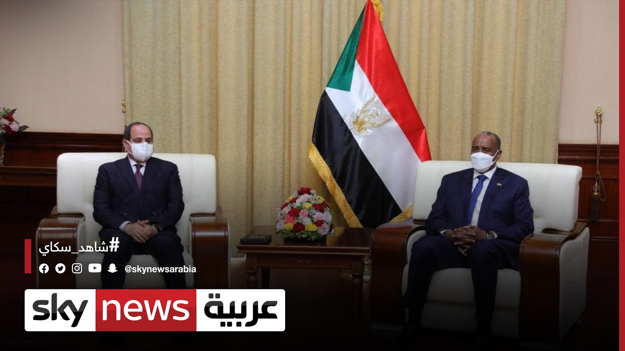 السيسي يبحث بالسودان التعاون الأمني والعسكري  - نشر قبل 5 ساعة