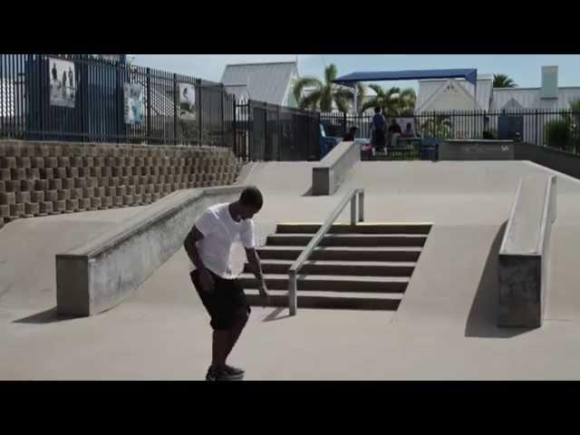 #JonMikolRankin Skate Montage