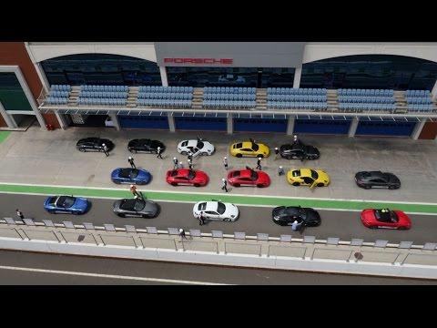 Porsche Driving Center Istanbul