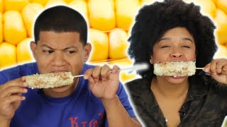 Dominicans Try Elotes For The First Time thumbnail