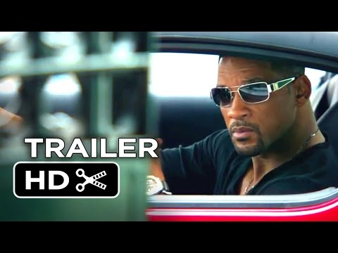 Search for Focus Official Trailer #1 (2015) - Will Smith, Margot Robbie Movie HD