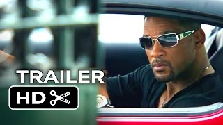 Focus Official Trailer #1 (2015) - Will Smith, Margot Robbie Movie HD