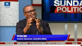 Peter Obi Highlights Countries With Positive Economic Growth