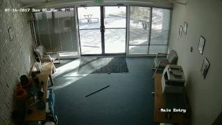 Goat breaks into Argonics' Colorado office