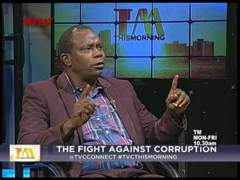 This Morning 19th June 2017   The Fight against  Corruption