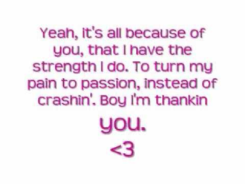 Strong - Jordyn Taylor. [With Lyrics] :)