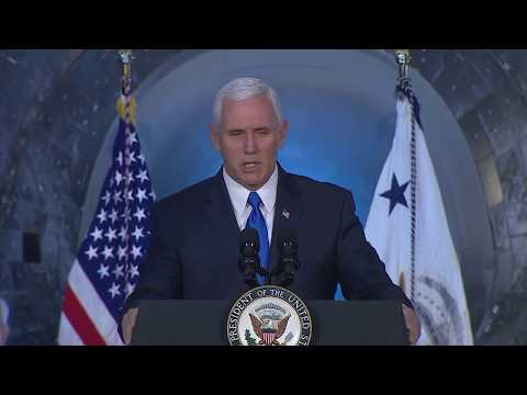 National Space Council Meets on This Week @NASA – October 6, 2017