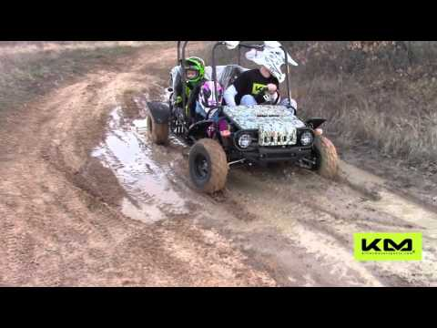 Tao Tao 150cc Jeep 4-Seat Go Kart