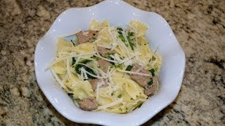 Pasta With Sausage And Broccoli Raab - Recipe