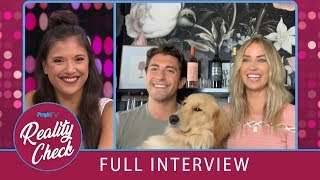 Kaitlyn Bristowe & Jason Tartick On Life After 'The Bachelor' & This Season Of 'Paradise' | PeopleTV