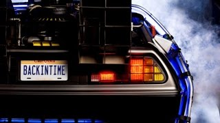 Back In Time Trailer 1 (2015 Back to the Future) Michael J. Fox
