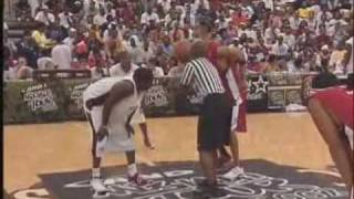 AND1 All-stars vs Atlanta All-stars Part.1