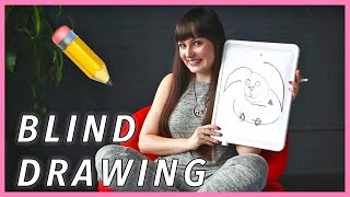 One of Molly Burke's most viewed videos: Drawing Skills 8 Years Into Blindness!