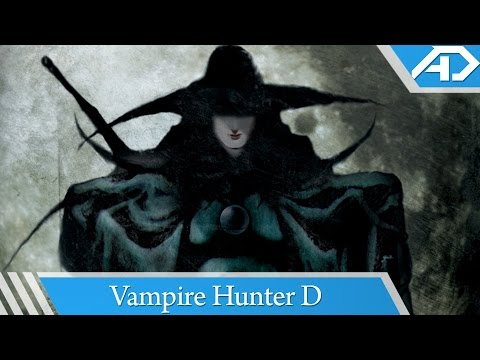 Vampire Hunter D Review (1985) Action Horror - Anime Review #47