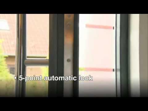Puertas de entrada principales hormann para el hogar youtube for Puertas insonorizadas para el hogar