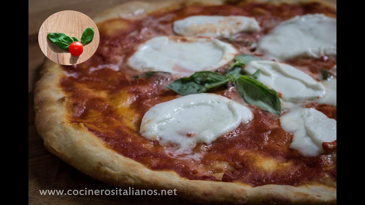 pizza mozzarella fresca