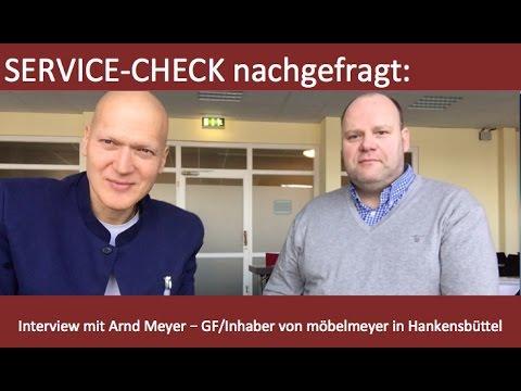 Service Check Nachgefragt Interview Arnd Meyer Von Moebelmeyer In Hankensbüttel