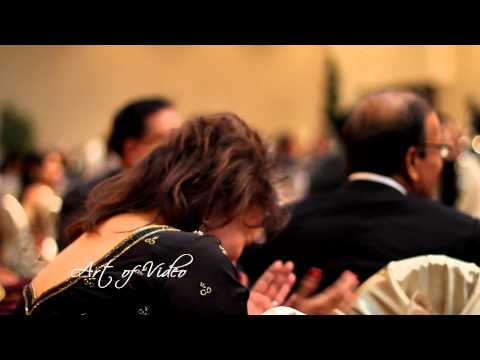 Wedding Reception in Mississauga by Art of Video