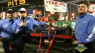 Nickelodeon Robot Wars Mayhem: The Revolutionist Vs Rigby Vs Diskotek