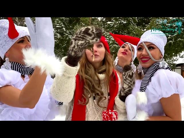 """Новогоднее музыкально-хореографическое ревю - """"Чудо Рождества"""""""